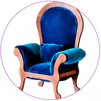 Dollhouse furniture